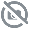 * PAPER STREAMERS - 3 PIECES - BLANC